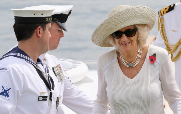 Oriental Poppy「The Prince Of Wales And Duchess Of Cornwall Visit Australia - Day 5」:写真・画像(19)[壁紙.com]