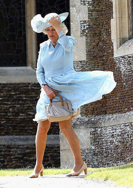 The Christening Of Princess Charlotte Of Cambridge:ニュース(壁紙.com)