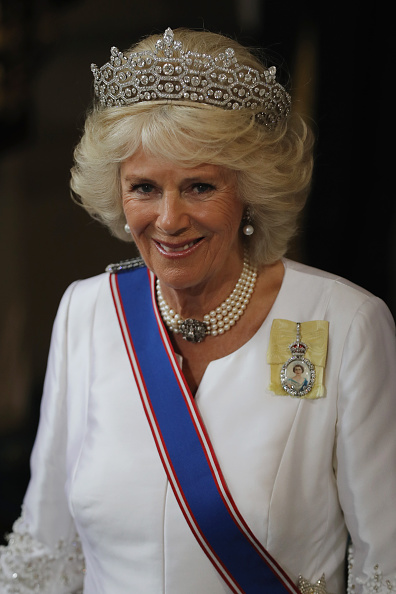 Camilla - Duchess of Cornwall「The State Opening Of Parliament」:写真・画像(18)[壁紙.com]