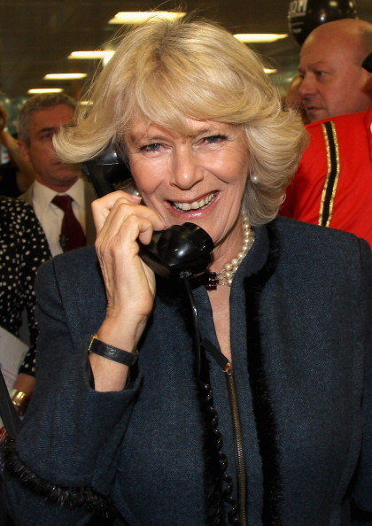 Caritas Internationalis Charity Day「The Duchess Of Cornwall Attends The 19th Annual ICAP Charity Day」:写真・画像(7)[壁紙.com]