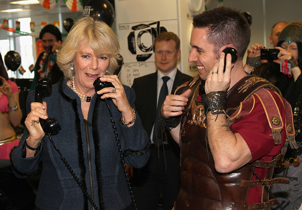 Caritas Internationalis「The Duchess Of Cornwall Attends The 19th Annual ICAP Charity Day」:写真・画像(17)[壁紙.com]
