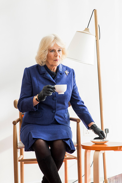 Recovery「The Duchess Of Cornwall Undertakes Engagements In Sutton」:写真・画像(1)[壁紙.com]