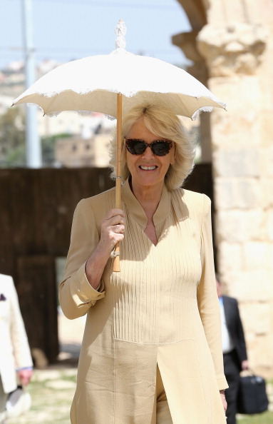 Classical Style「Prince Charles And The Duchess Of Cornwall Visit Jordan - Day 3」:写真・画像(16)[壁紙.com]
