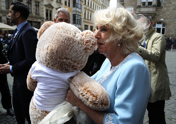 St「The Prince Of Wales And Duchess Of Cornwall Visit Germany - Day 2 - Leipzig」:写真・画像(0)[壁紙.com]