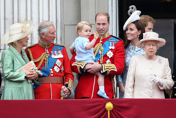 Royalty「Trooping The Colour」:写真・画像(11)[壁紙.com]
