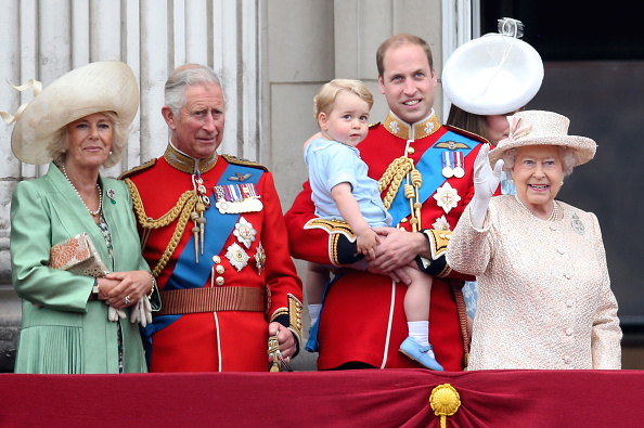 Prince - Royal Person「Trooping The Colour」:写真・画像(18)[壁紙.com]