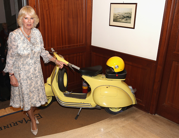 Day 2「The Prince Of Wales And Duchess Of Cornwall Visit Italy - Day 2」:写真・画像(9)[壁紙.com]