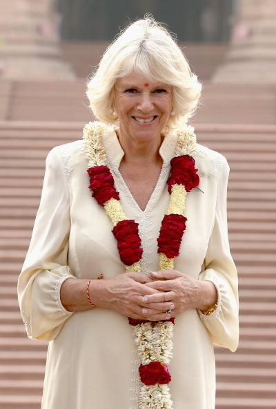 Bindi「The Prince Of Wales And Duchess Of Cornwall Visit India - Day 3」:写真・画像(15)[壁紙.com]