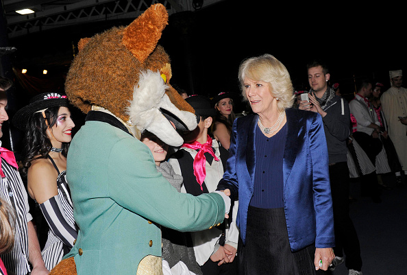 Olympia Exhibition Hall「The Duchess Of Cornwall Attends Olympia, The London International Horse Show」:写真・画像(11)[壁紙.com]