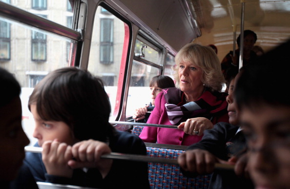 On Top Of「The Duchess Of Cornwall Visits The London Transport Museum」:写真・画像(14)[壁紙.com]