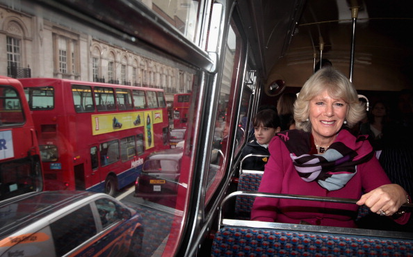 Bus「The Duchess Of Cornwall Visits The London Transport Museum」:写真・画像(1)[壁紙.com]