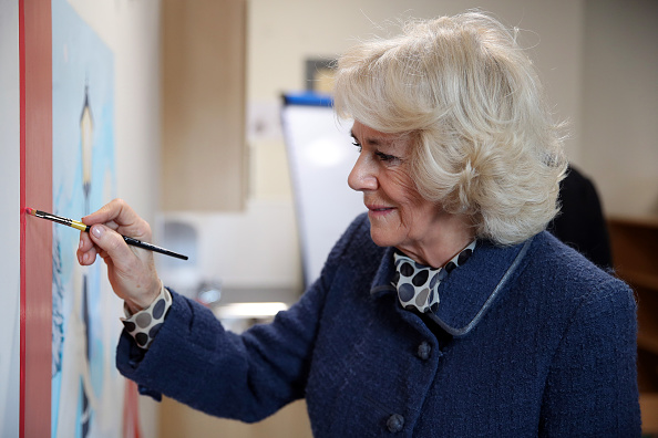 Art and Craft Product「The Duchess Of Cornwall Visits South London」:写真・画像(9)[壁紙.com]