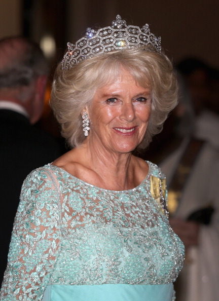 Camilla - Duchess of Cornwall「The Prince Of Wales And Duchess Of Cornwall Visit Sri Lanka - Day 2」:写真・画像(7)[壁紙.com]