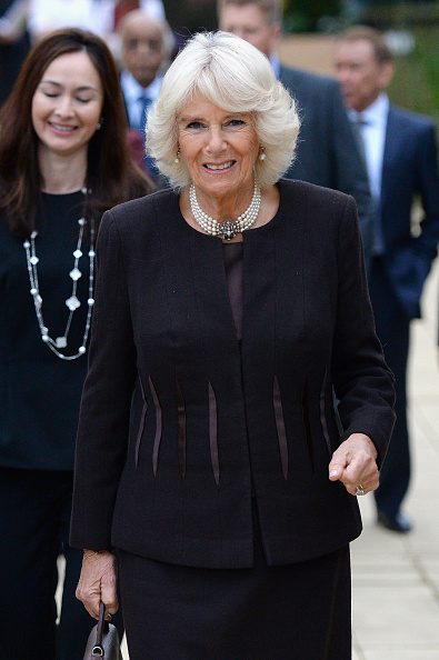 Eamonn M「The Duchess Of Cornwall Visits Worcester College Oxford」:写真・画像(12)[壁紙.com]