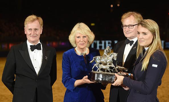 Stuart C「Duchess Of Cornwall Attends Olympia, The London International Horse Show」:写真・画像(18)[壁紙.com]