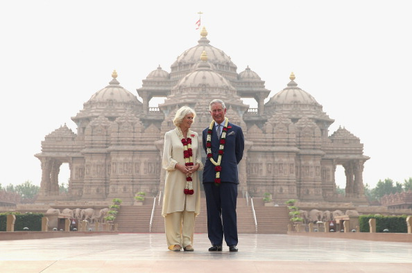 Bindi「The Prince Of Wales And Duchess Of Cornwall Visit India - Day 3」:写真・画像(10)[壁紙.com]