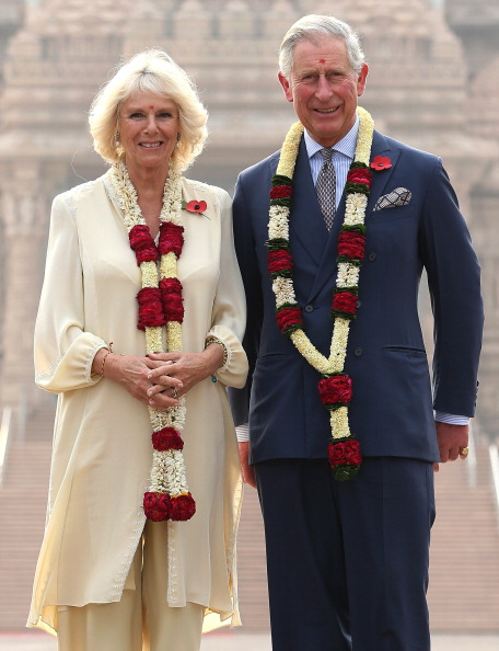 Bindi「The Prince Of Wales And Duchess Of Cornwall Visit India - Day 3」:写真・画像(9)[壁紙.com]