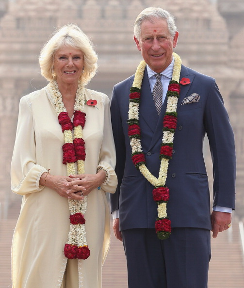 Bindi「The Prince Of Wales And Duchess Of Cornwall Visit India - Day 3」:写真・画像(12)[壁紙.com]