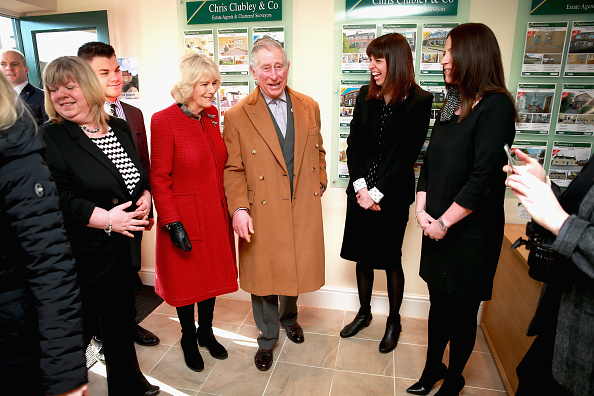 York - Yorkshire「The Prince Of Wales & Duchess Of Cornwall Visit Yorkshire」:写真・画像(15)[壁紙.com]