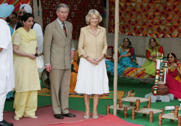 Tourism「Charles & Camilla In India: Day 8」:写真・画像(0)[壁紙.com]