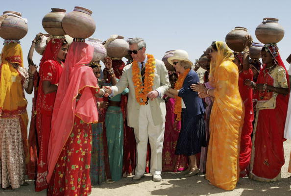 Holiday - Event「Charles & Camilla In India: Day 10」:写真・画像(16)[壁紙.com]