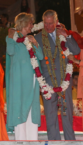 Riverbank「The Prince Of Wales And Duchess Of Cornwall Visit India - Day 1」:写真・画像(6)[壁紙.com]