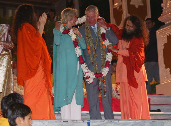 Riverbank「The Prince Of Wales And Duchess Of Cornwall Visit India - Day 1」:写真・画像(5)[壁紙.com]