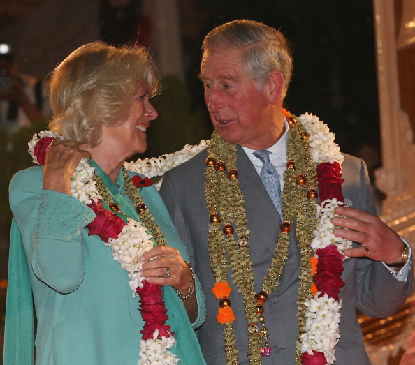 Riverbank「The Prince Of Wales And Duchess Of Cornwall Visit India - Day 1」:写真・画像(3)[壁紙.com]