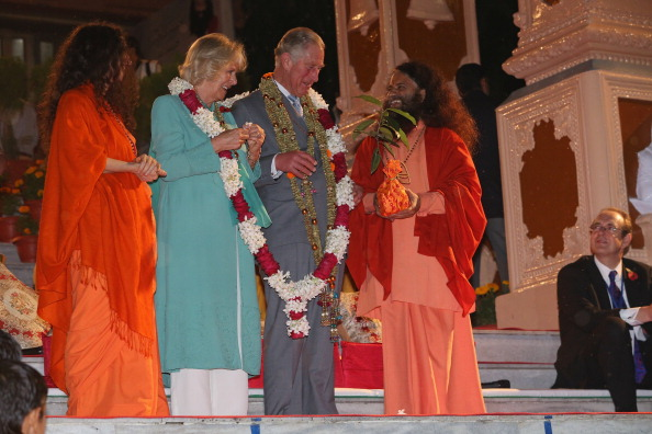 Riverbank「The Prince Of Wales And Duchess Of Cornwall Visit India - Day 1」:写真・画像(8)[壁紙.com]