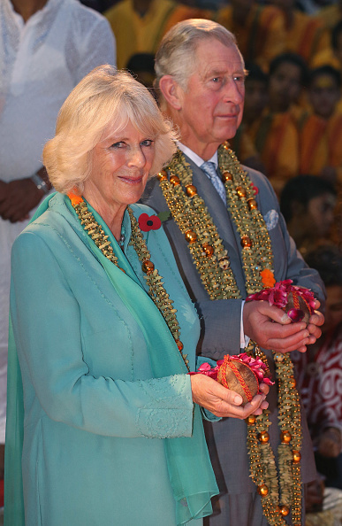 Riverbank「The Prince Of Wales And Duchess Of Cornwall Visit India - Day 1」:写真・画像(7)[壁紙.com]