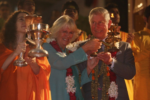 Riverbank「The Prince Of Wales And Duchess Of Cornwall Visit India - Day 1」:写真・画像(9)[壁紙.com]