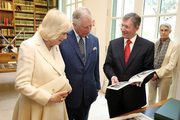Visit「The Prince Of Wales And Duchess Of Cornwall Visit Italy - Day 5」:写真・画像(17)[壁紙.com]