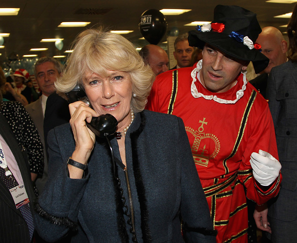 Caritas Internationalis Charity Day「The Duchess Of Cornwall Attends The 19th Annual ICAP Charity Day」:写真・画像(0)[壁紙.com]