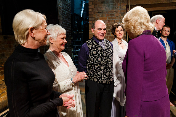 David Suchet「The Prince Of Wales & Duchess Of Cornwall Mark 400th Anniversary Of Shakespeare's Death」:写真・画像(3)[壁紙.com]