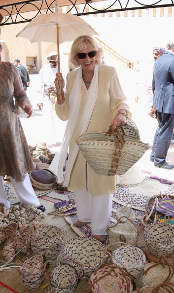 Basket「Prince Charles And The Duchess Of Cornwall Visit Middle East - Day 8」:写真・画像(18)[壁紙.com]