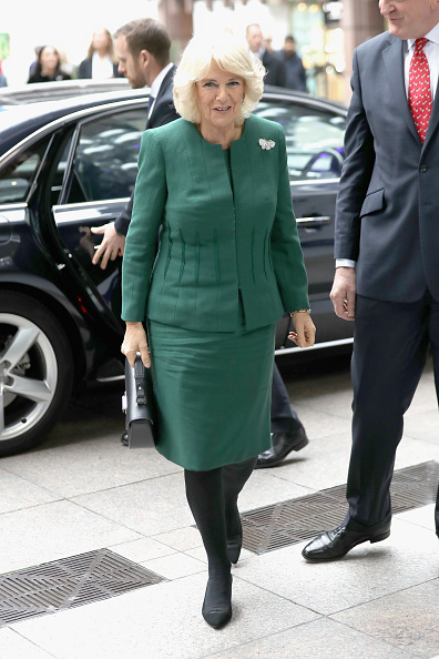 Caritas Internationalis Charity Day「The Duchess Of Cornwall Attends The Annual ICAP Charity Day」:写真・画像(14)[壁紙.com]