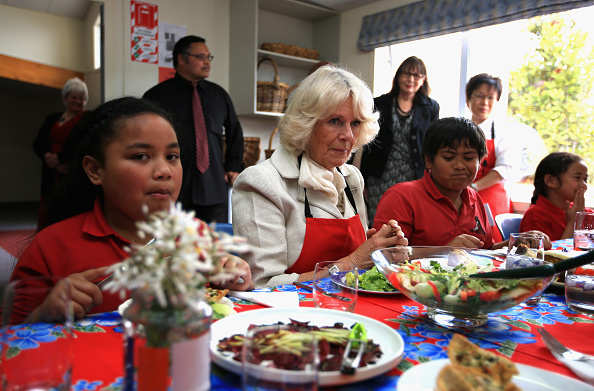 Carrot「The Prince Of Wales And Duchess Of Cornwall Visit New Zealand - Day 3」:写真・画像(18)[壁紙.com]
