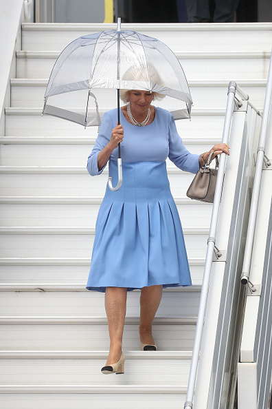 Nice Côte d'Azur Airport「Prince Of Wales And Duchess Of Cornwall Visit Greece」:写真・画像(15)[壁紙.com]