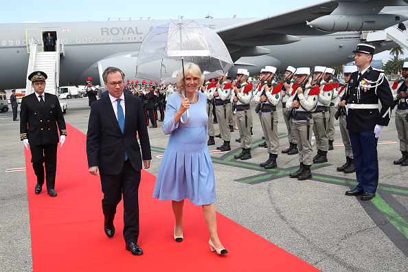 Nice Côte d'Azur Airport「Prince Of Wales And Duchess Of Cornwall Visit Greece」:写真・画像(7)[壁紙.com]