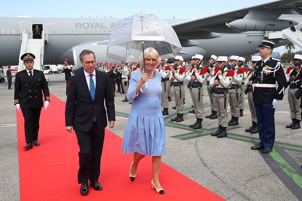 Nice Côte d'Azur Airport「Prince Of Wales And Duchess Of Cornwall Visit Greece」:写真・画像(14)[壁紙.com]
