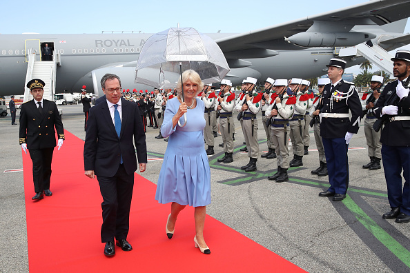 Nice Côte d'Azur Airport「Prince Of Wales And Duchess Of Cornwall Visit Greece」:写真・画像(10)[壁紙.com]