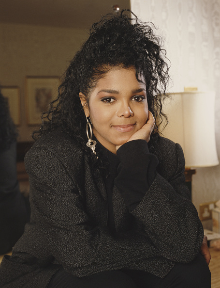 Janet Jackson「Janet Jackson」:写真・画像(10)[壁紙.com]