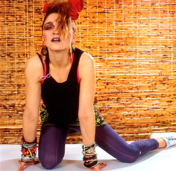 1980~1989年「Madonna In New York」:写真・画像(14)[壁紙.com]