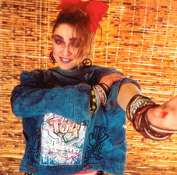 Singer「Madonna In New York」:写真・画像(3)[壁紙.com]