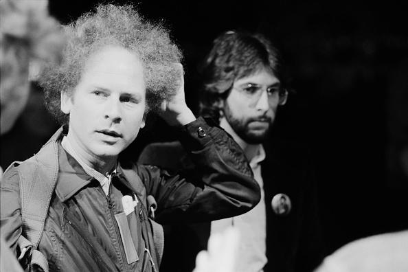Art Garfunkel「Rehearsing Saturday Night Live」:写真・画像(11)[壁紙.com]