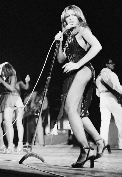 High Heels「Tina Turner Concert」:写真・画像(10)[壁紙.com]