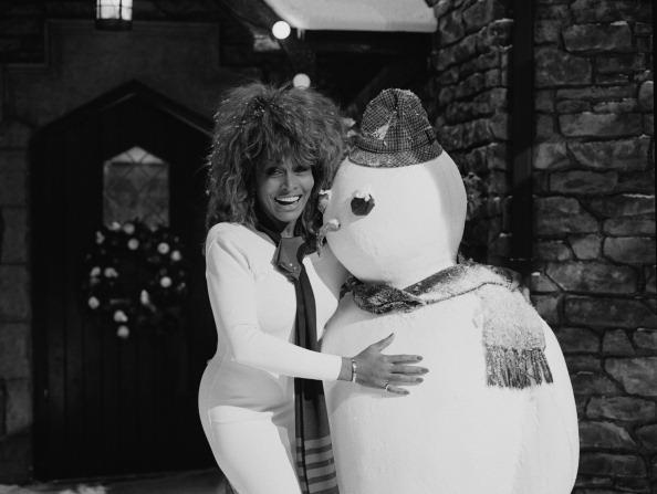 Snow「Tina Turner And Snowman」:写真・画像(1)[壁紙.com]
