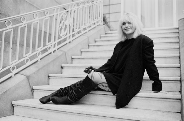 Blondie「Debbie Harry」:写真・画像(4)[壁紙.com]