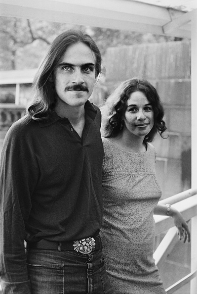 Singer「James Taylor And Carole King」:写真・画像(8)[壁紙.com]
