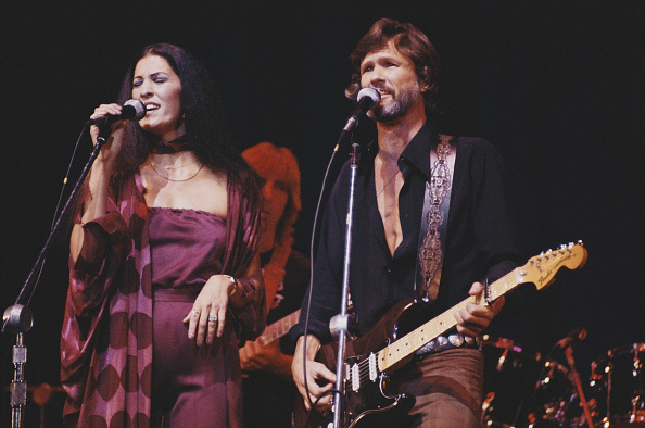 大人「Kris Kristofferson and Rita Coolidge」:写真・画像(10)[壁紙.com]